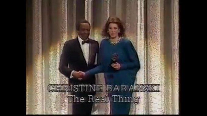 Happy birthday Christine Baranski!!!!!
