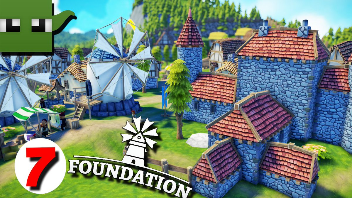 Foundation Polymorph Games andyisyoda hashtag on twitter