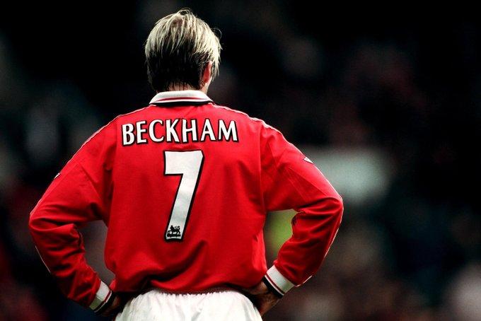 Happy 43rd Birthday, David Beckham.