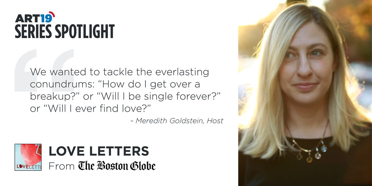 art19 on twitter whats next for the lovelettersblog podcast from bostonglobe find out in our series spotlight httpstcowhbexykxgf
