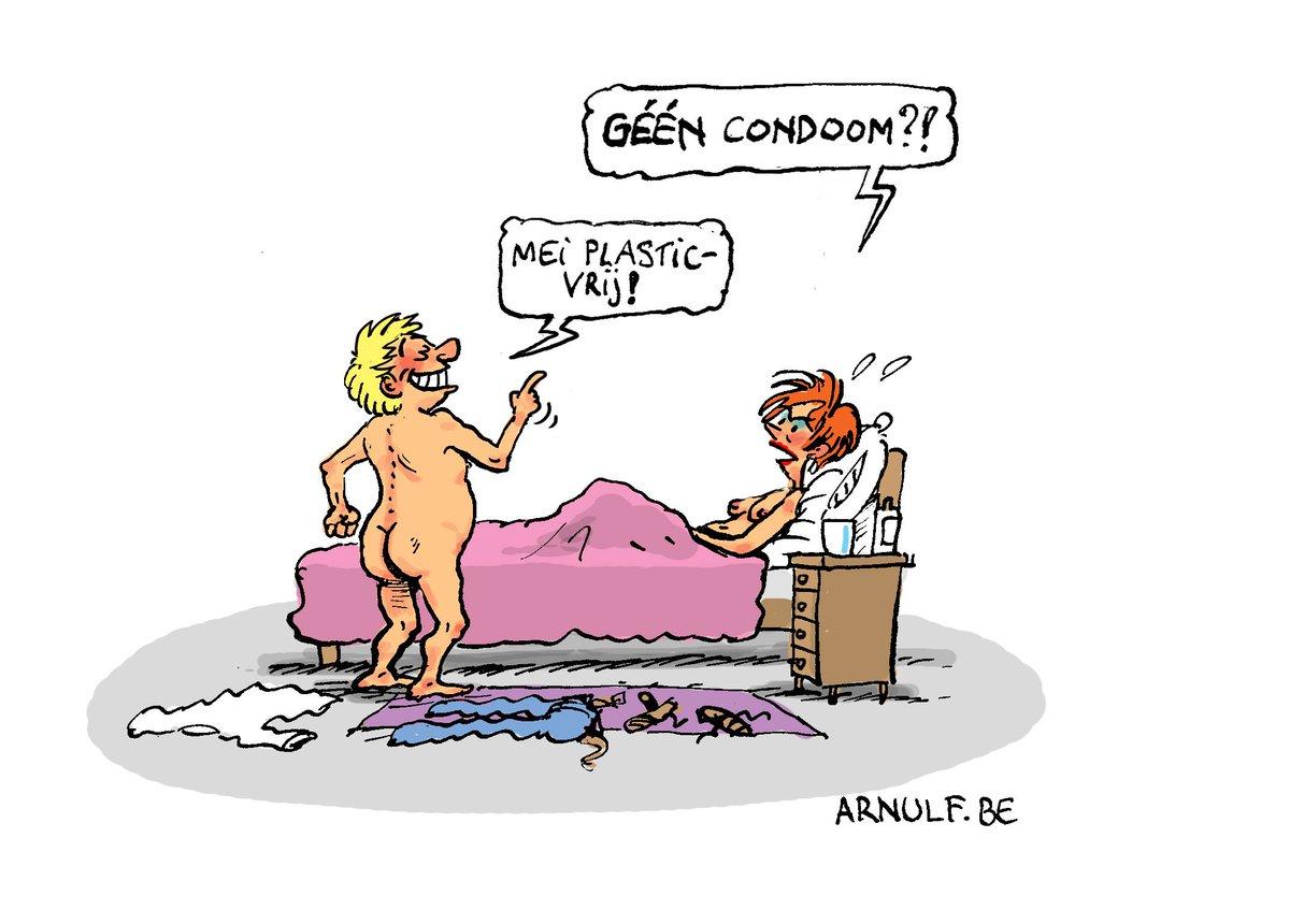 Veilige Sex Cartoonlesbische levering Porn