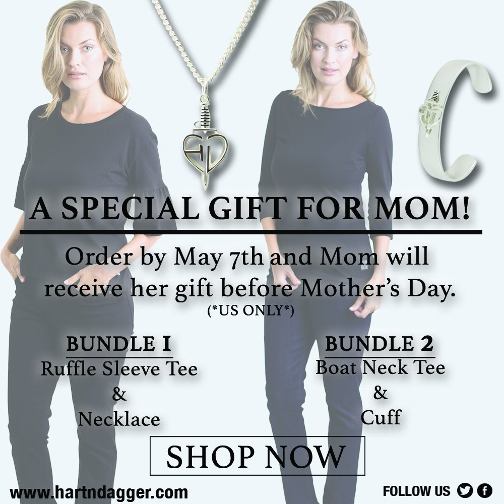 Shop our exclusive bundles! Order by May 7 to receive your order in time for Mother's Day. https://t.co/VgptQUdcK7 �� https://t.co/lIJqcilQfy