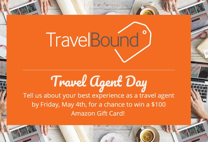 Happy travel agent day! Be sure to tell us your best experience for your chance to win a prize! https://t.co/LOYhoYTdgc #nationaltravelagentday #travelagentsrock #TravelAgentDay https://t.co/qObB80EVWr