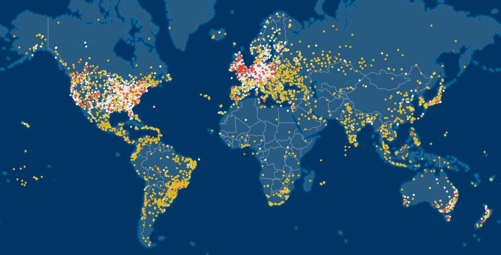 FlightAware ADS-B on Twitter:
