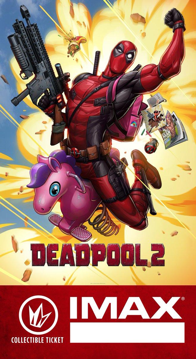 постер к фильму Deadpool Дэдпул