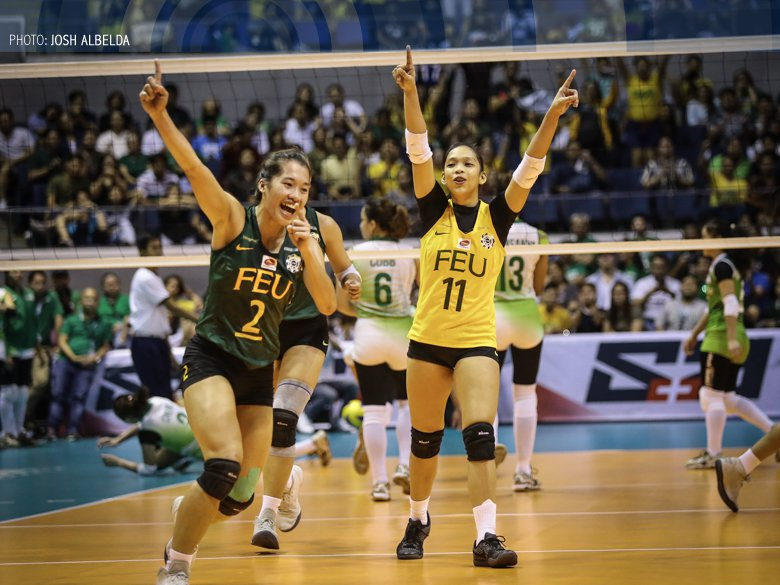 Bernadeth Pons and Kyla Atienza as new FEU coaches? 🤔 #UAAPSeason80Volleyball https://t.co/6D7wz4l9Nm