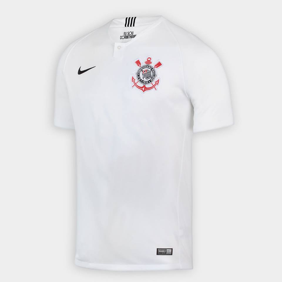 Eis as novas camisas do  Corinthians 4cf0bd4362f9e