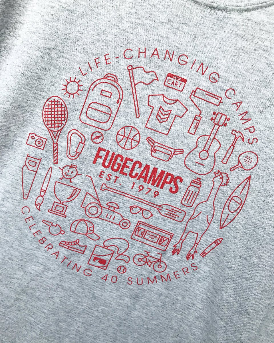 test Twitter Media - Merch Preview: FUGE IS 40, BIRTHDAY SHIRT! 🎉 https://t.co/XCj5mzFt5S