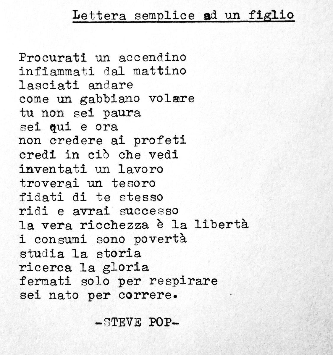 Steve Pop On Twitter Poesia Scritta A Macchina Serie N31