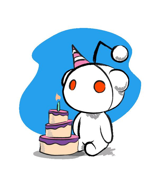 Happy 9th Cake Day To Riama Redditcomriama Httpstco