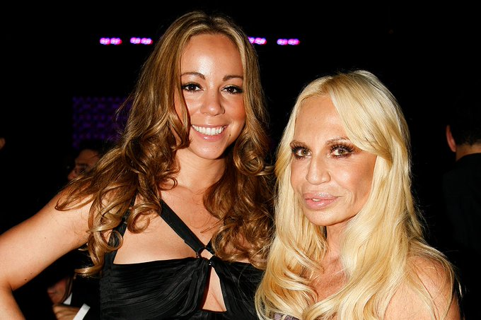 Happy Birthday, Donatella Versace! You make our faves look so good.