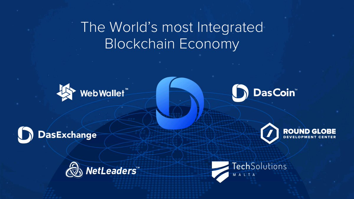 dasecosystem hashtag on Twitter