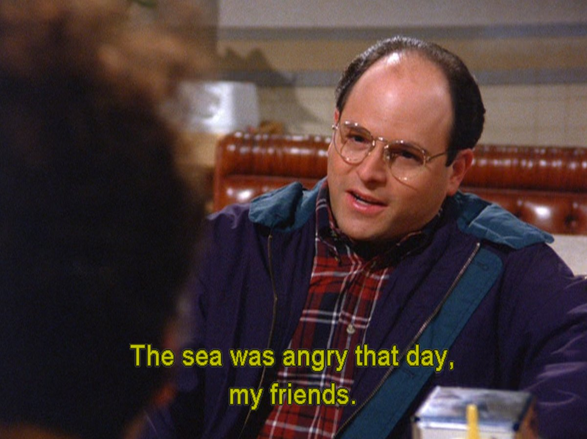 Costanza Quotes On Twitter