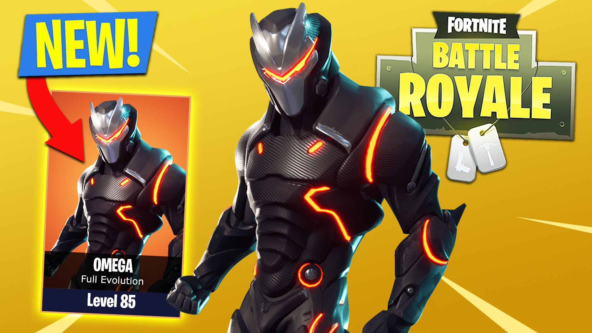 Typical Gamer On Twitter Fortnite Season 4 Upgrading Omega Armor Watch It Live Here On Youtube Https T Co Qvejmalw6k