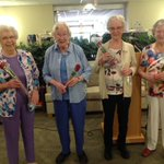 Fashion show held last week, thank you to our residents who volunteered to be our models #forbetterretirementliving