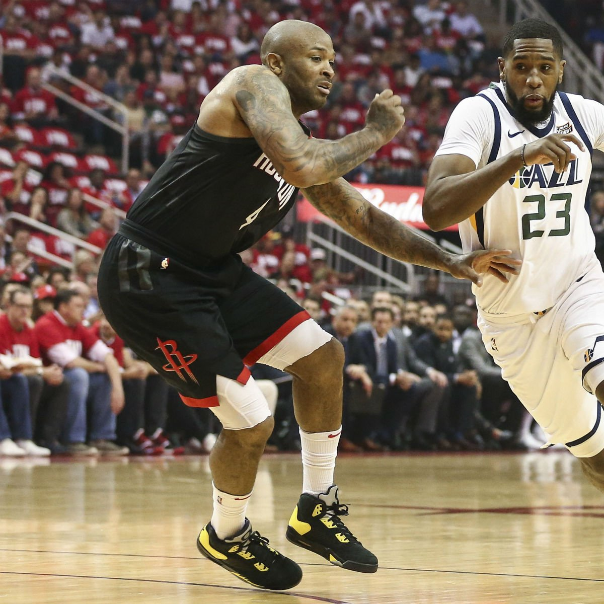 e4a5eab05dcc7f  SoleWatch  P.J. Tucker wearing the