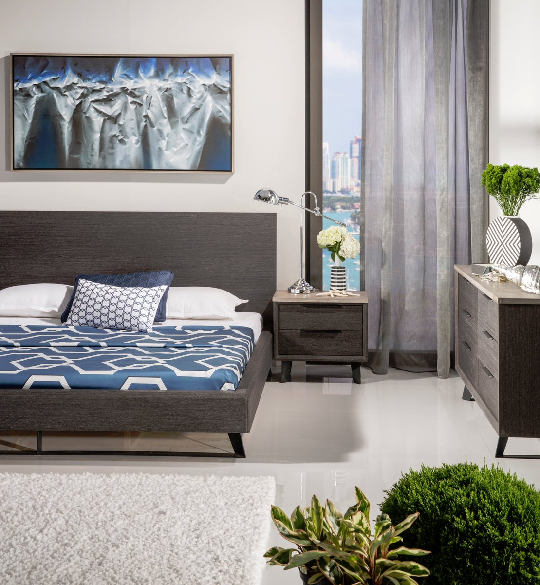 El Dorado Furniture On Twitter If Sleeping In Is Your Favorite Then The Ghost Bedroom Set Is Your 1 Enabler This Industrial Style Bed Is Perfect For Anyone Trying To