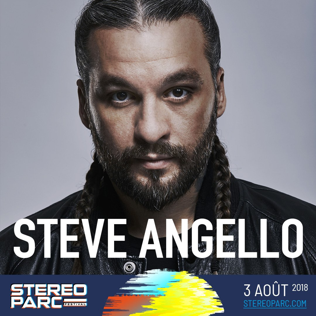 France!  I'm coming back August 3! @stereoparc   Tickets: