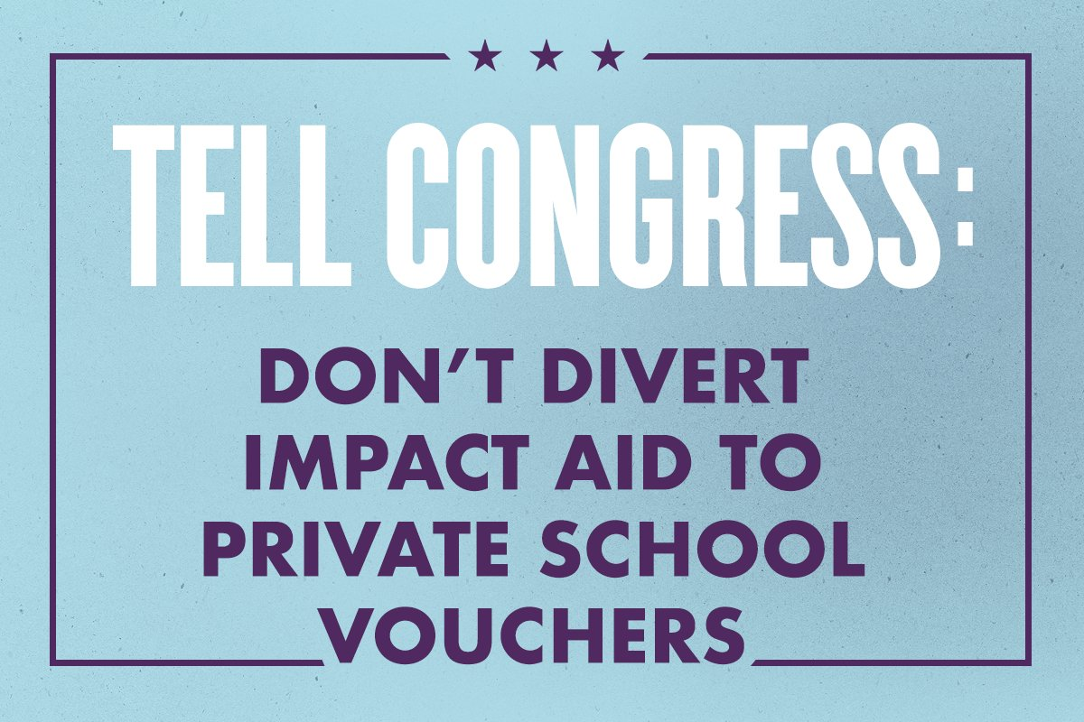 Dont Divert Taxpayer Money To Vouchers >> Nassp On Twitter Private School Vouchers For Military Connected