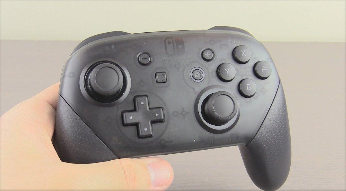 steam controller nintendo switch