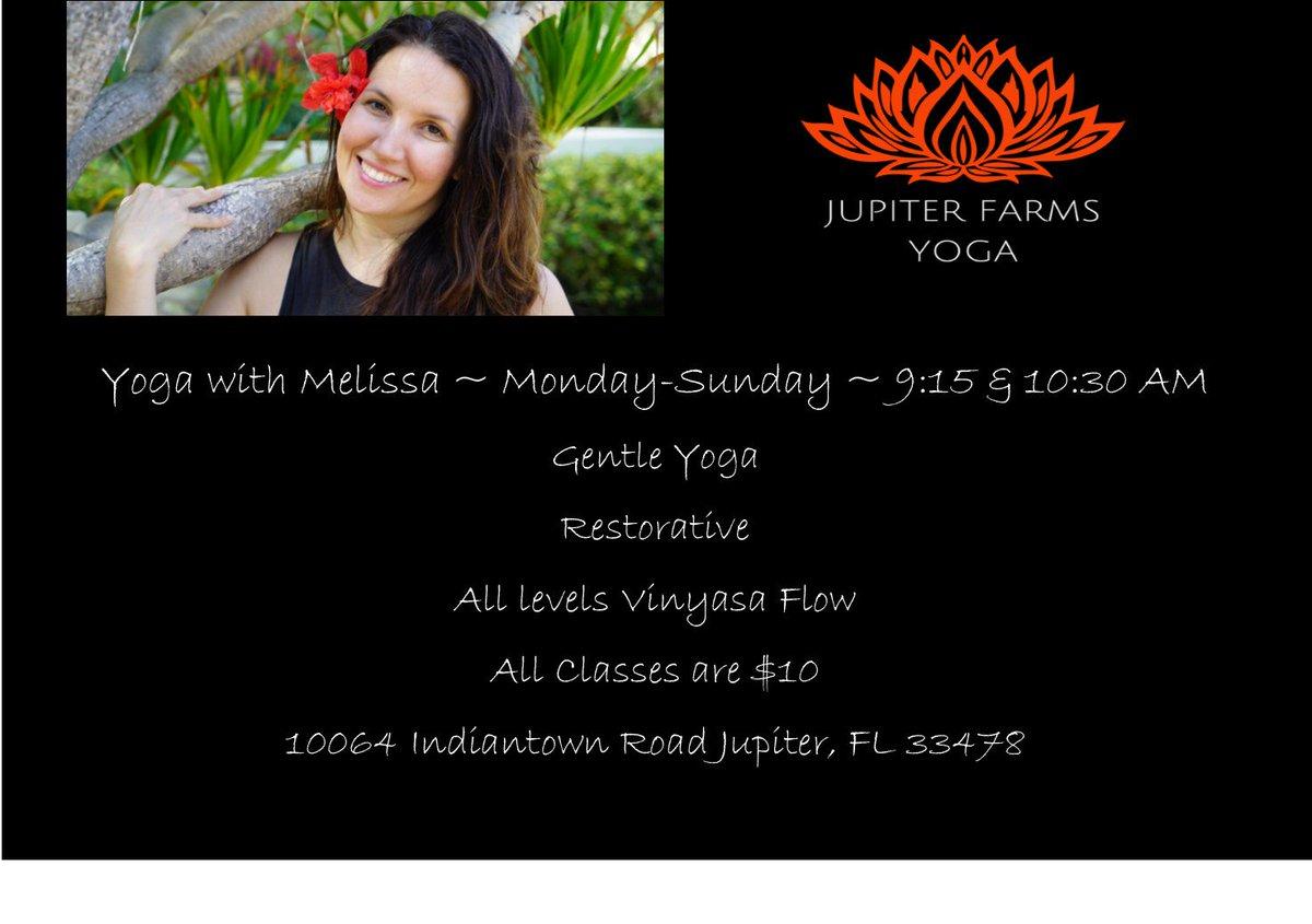 Jupiter farms yoga