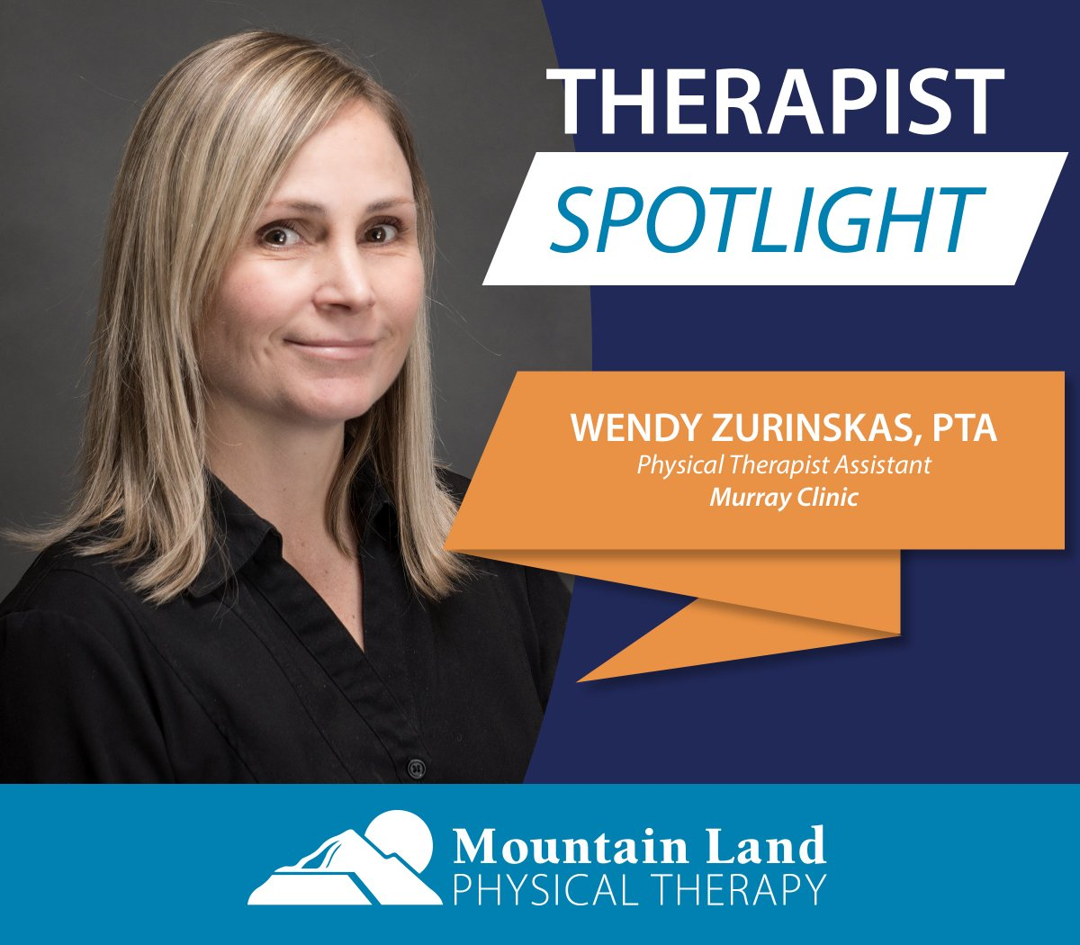 Mountain Land Rehab On Twitter Meet Wendy Zurinskas Pta Wendy