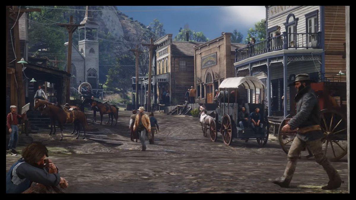 Las Bandidas, 1800-as évek Vadnyugat - Page 3 DcOdQm7VwAAqUV6