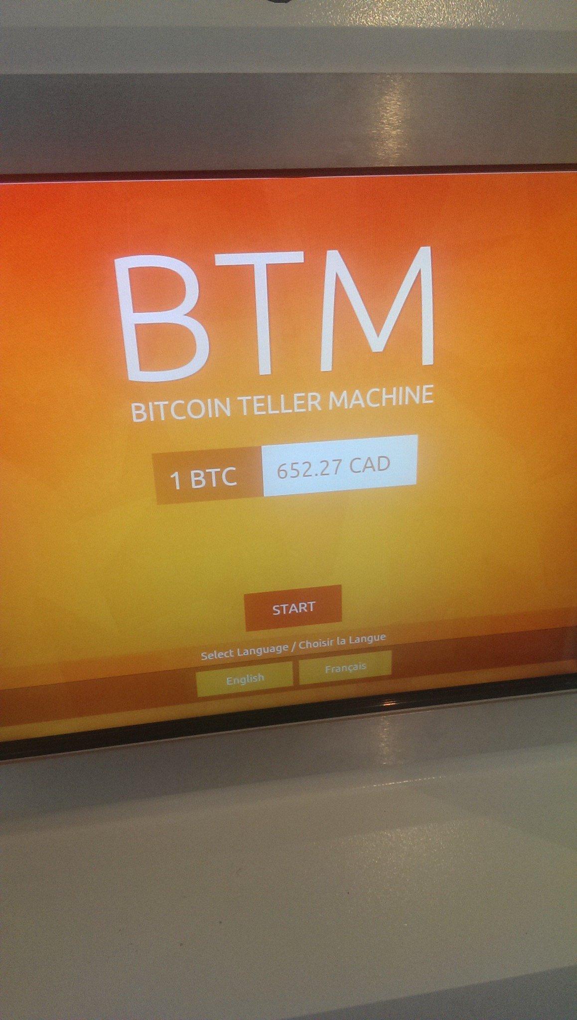 bitcoin la cad adresa btc înseamnă