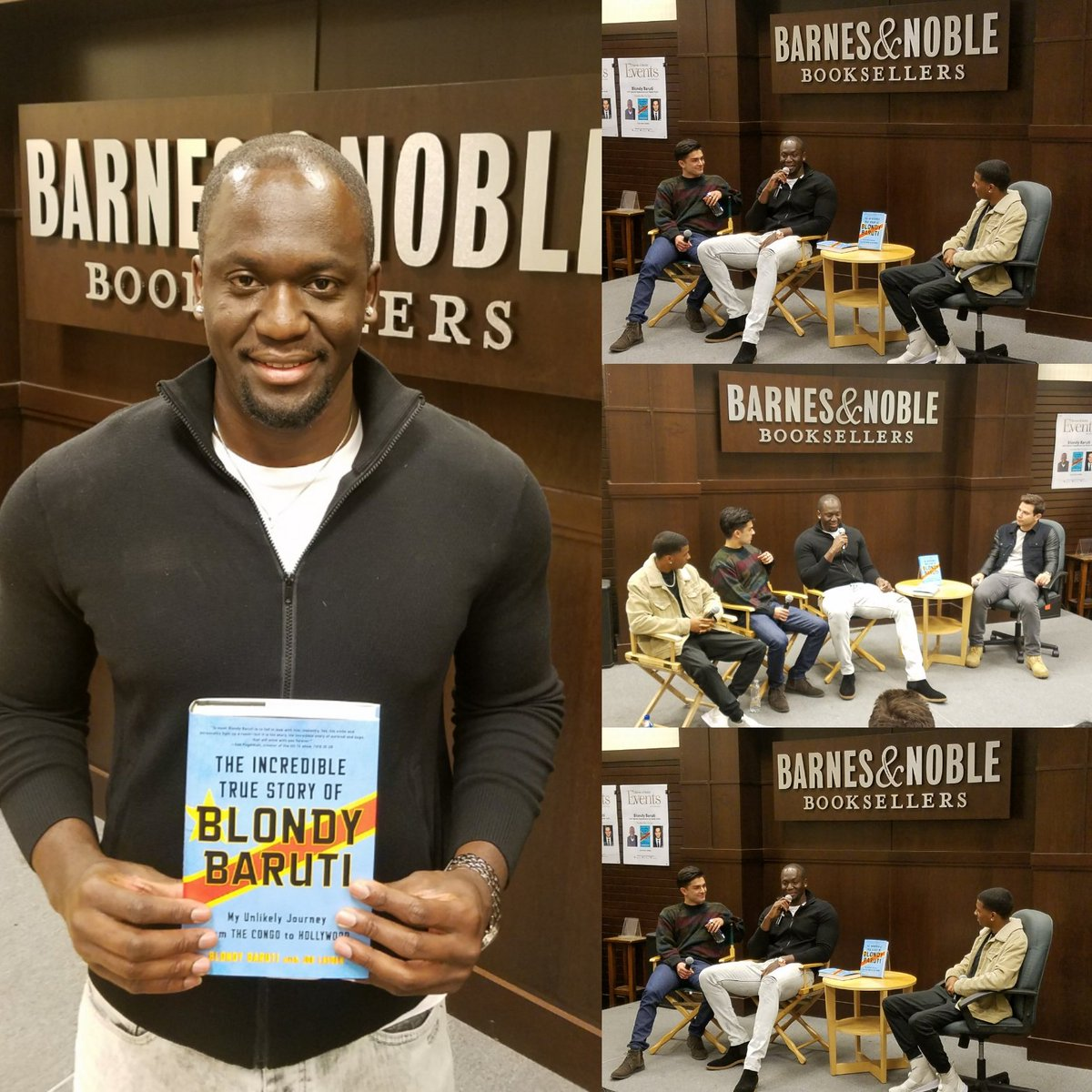 Barnes Noble Events The Grove On Twitter Thank You To