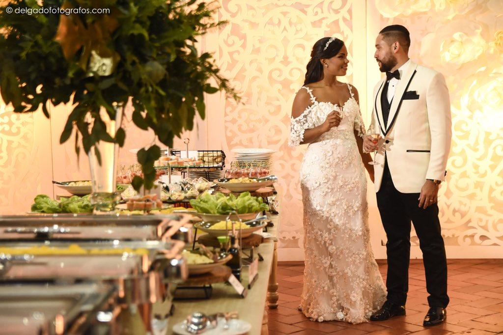 Thank You Elaine Maldonado Wedding Planner For Trusting Our Services Aura And Luis Weddingwednesday Cartagena Cartagenadeindias