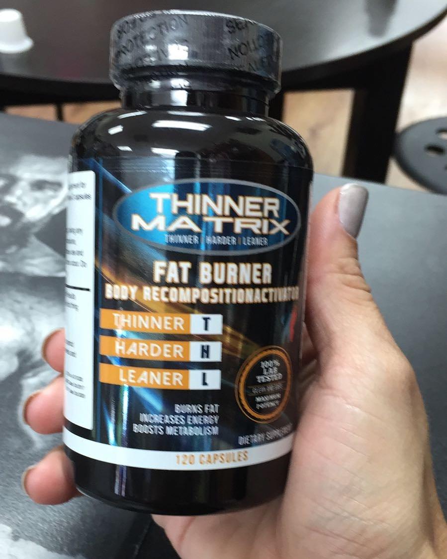 matrix fat burner