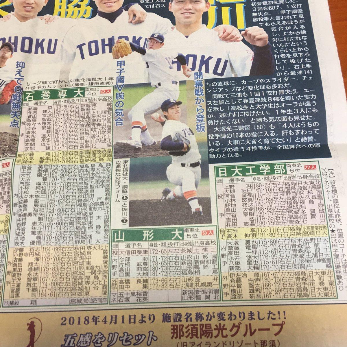 新入生紹介#12 | 東北福祉大学ソフトボール部