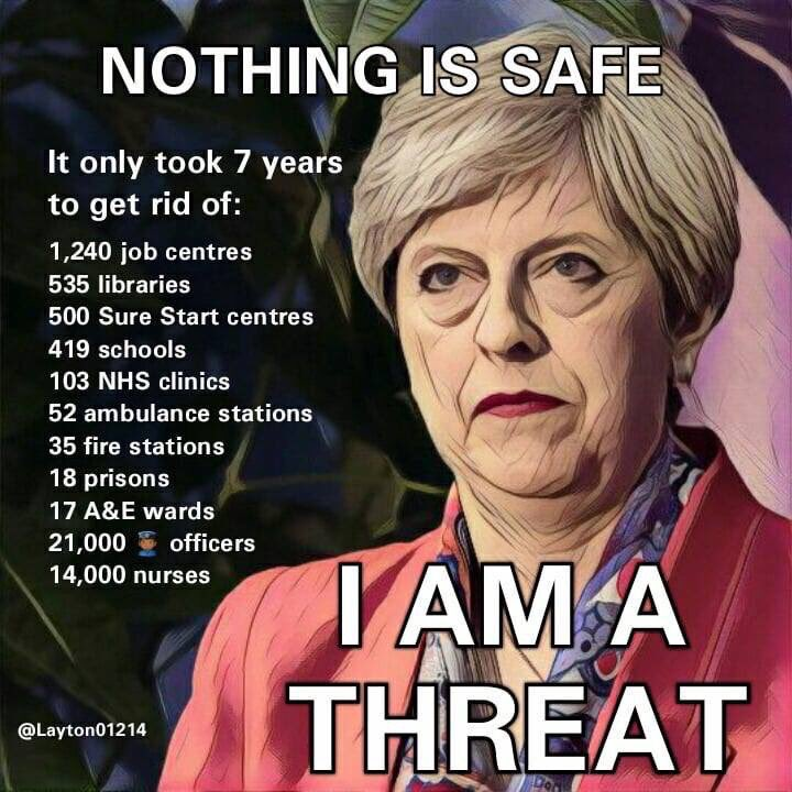 Image result for tory sure start poster photo