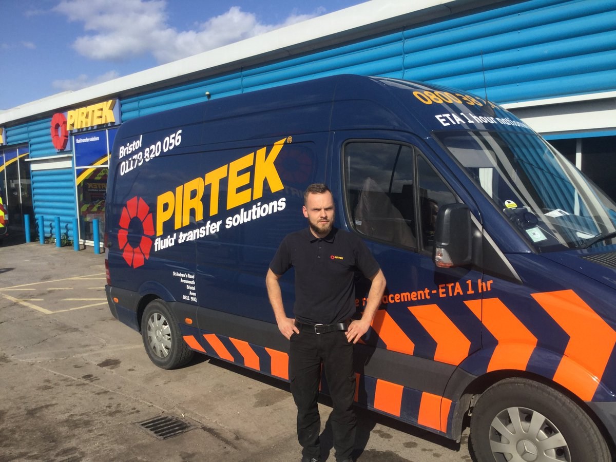 ... Dolega at Pirtek Bristol who received great feedback from new customer Mark at Langdon Motors #Pirtek #KeepingYouMoving247pic.twitter.com/LuPNTDVaGU