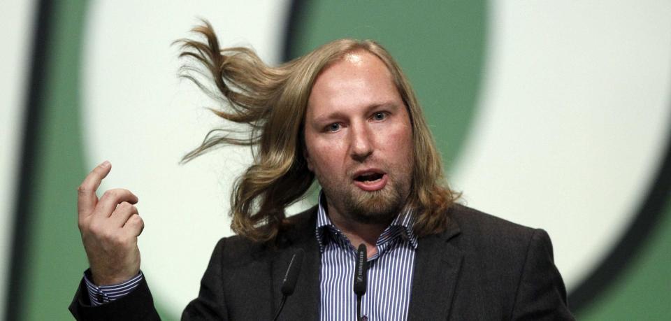Ali Utlu V Twitter Anton Hofreiter Grunen Fraktionschef