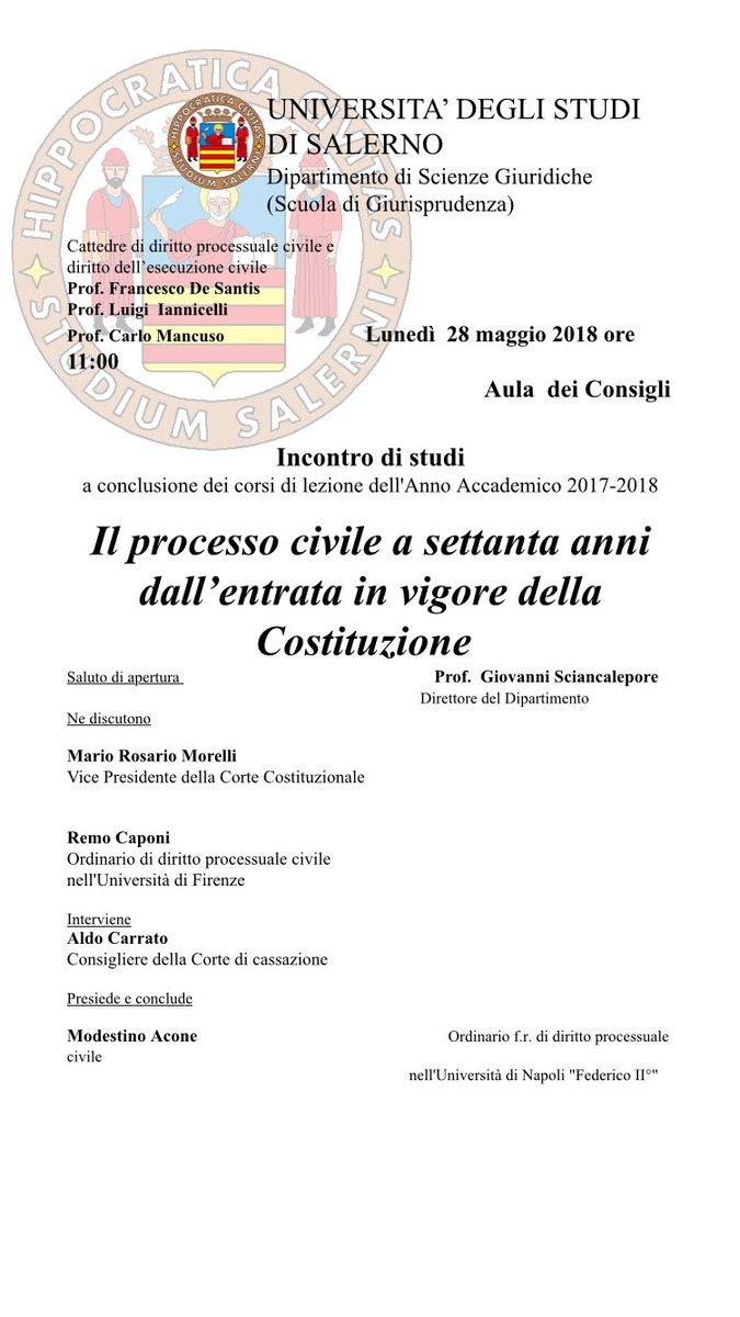 Calendario Sedute Di Laurea Unisa.Carlo Mancuso Miominime Twitter