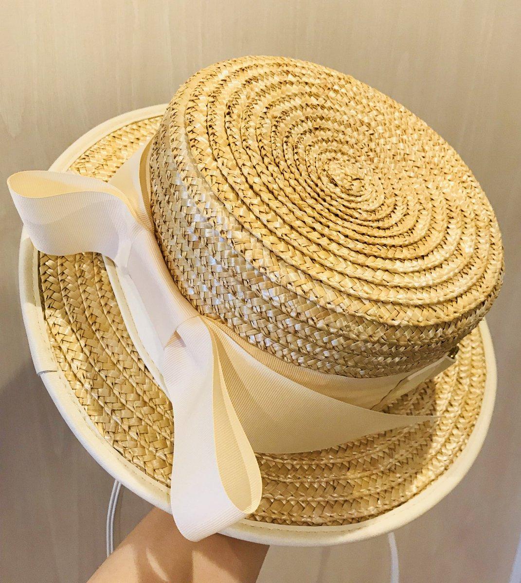 オセロニア 麦わら 帽子