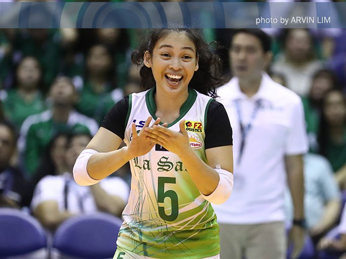 Who will replace prized libero Dawn Macandili in DLSU? 🤔 #UAAPSeason80Volleyball https://t.co/jey280so6T
