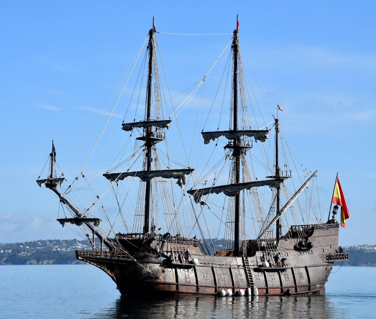Фото корабля галеон