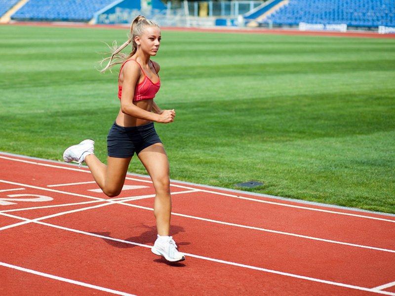 Легкая Атлетика Помогает Похудеть. Бег для похудения: как добиться результата?