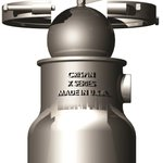 Image for the Tweet beginning: CRISPIN X Stainless Steel Valves-Air