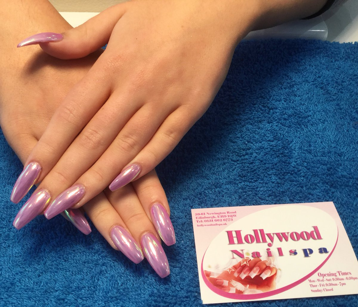 hollywood nailspa on Twitter: \