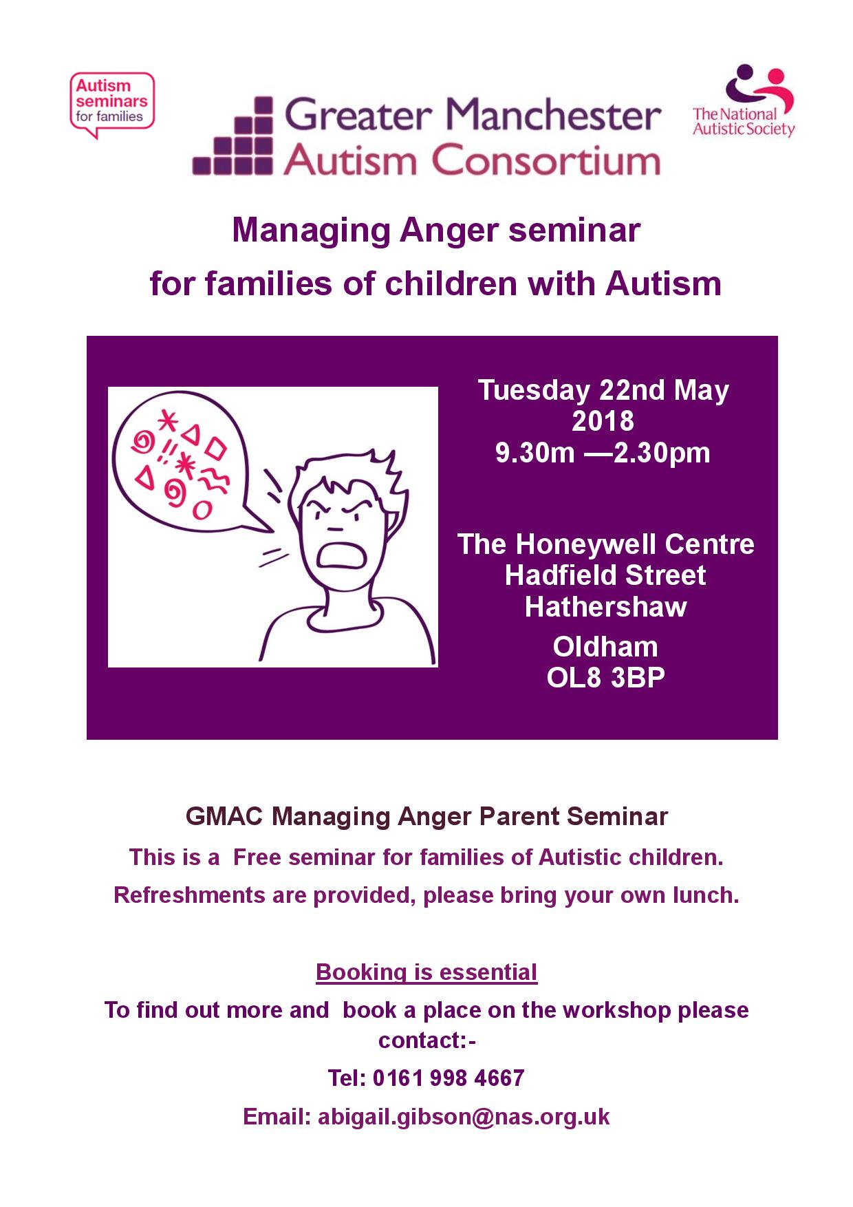 For Parents Of Autistic Kids 22nd >> Gm Autism Consortium On Twitter Book Your Place On Our Free