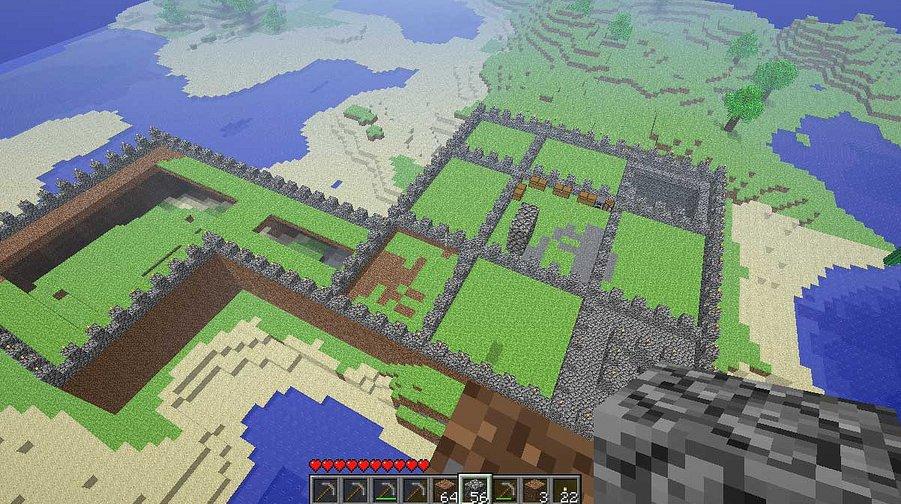 minecraft crazy