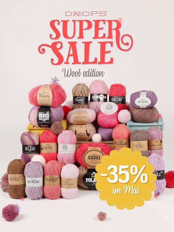 Wollplatzde On Twitter Jipieee Der Drops Super Sale Hat