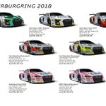 Image for the Tweet beginning: MEDIAINFO: @24hNurburgring: biggest festival of