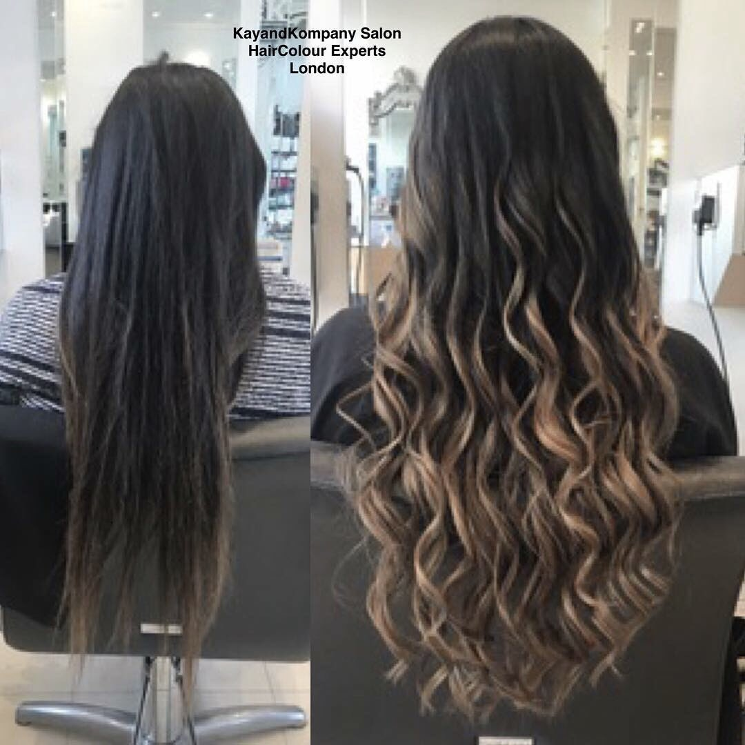 The Uk Hairdresser On Twitter Girls With Dark Hair Suit Soft