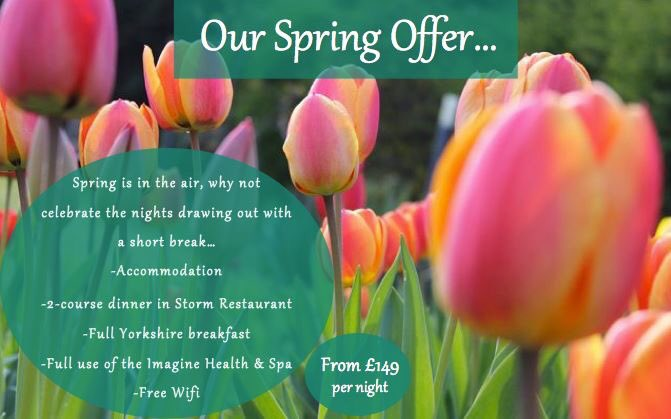 Take a look at our great spring offer! https://t.co/ZAQYmkX07B