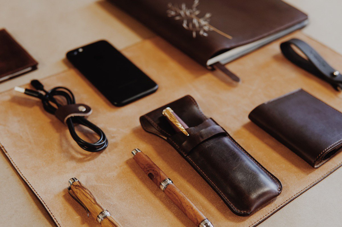 olpr  leather goods on Twitter: