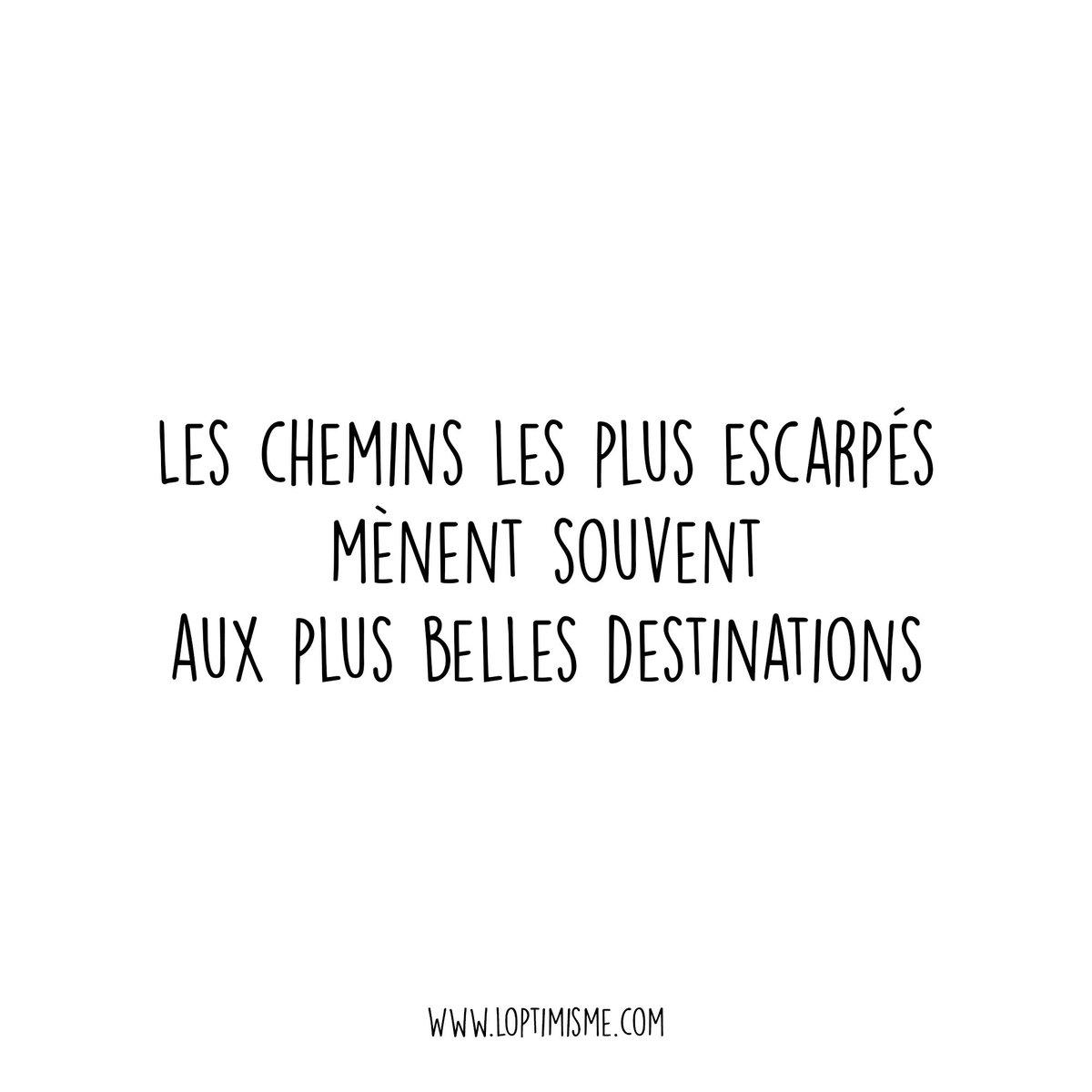 L Optimisme Auf Twitter Citation Du Jour Belle Journee